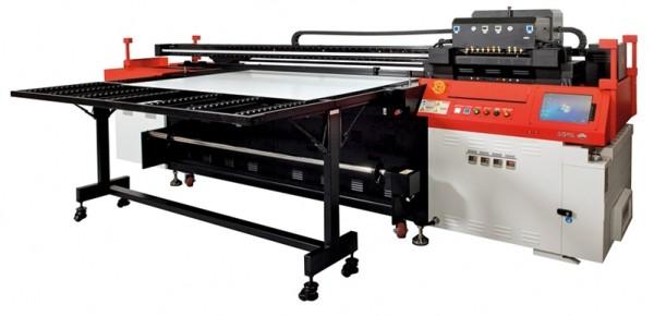 Запущен в работу новый широкоформатный гибридный UF-плоттер AGFA Anapurna M2050.(UF-печать (УФ-печать в Липецке) в Липецке, UF-печать Липецк).